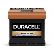 Акумулатор Duracell Advanced 12V 50Ah
