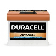 Акумулатор Duracell Advanced 12V 63Ah