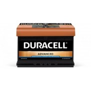 Акумулатор Duracell Advanced 12V 74Ah