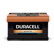Акумулатор Duracell Advanced 12V 80Ah