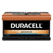 Акумулатор Duracell Advanced 12V 95Ah