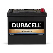 Акумулатор Duracell Advanced JIS 12V 45Ah Д+