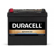 Акумулатор Duracell Advanced JIS 12V 45Ah Л+