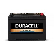Акумулатор Duracell Advanced JIS 12V 95Ah Д+