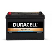 Акумулатор Duracell Advanced JIS 12V 95Ah Л+