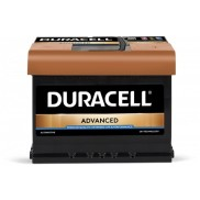 Акумулатор Duracell Advanced 12V 60Ah