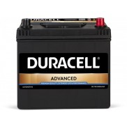 Акумулатор Duracell Advanced JIS 12V 60Ah /Д+/