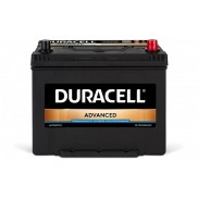 Акумулатор Duracell Advanced JIS 12V 70Ah /Д+/