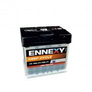 Акумулатор Ennexy Deep Cycle 12V 50AH