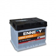 Акумулатор Ennexy Deep Cycle 12V 75AH