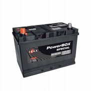 Акумулатор PowerBOX Special 12V 91Ah 740A Л+