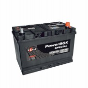Акумулатор PowerBOX Special 12V 91Ah 740A Д+