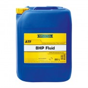 Трансмисионно масло RAVENOL ATF 8HP Fluid 20л.