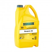 Моторно масло Ravenol Break-In oil SAE 30 4л.