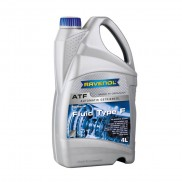Трансмисионно масло RAVENOL ATF Fluid Type F 4л.