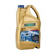 Трансмисионно масло RAVENOL ATF Matic Fluid Type D 4л.