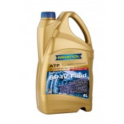 Трансмисионно масло RAVENOL ATF SP-IV Fluid 4л.