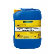 Антифриз RAVENOL OTC Organic Techn. Coolant Concentrate 10л
