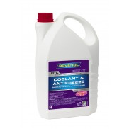 Антифриз RAVENOL OTC Organic Techn. Coolant Concentrate 5л