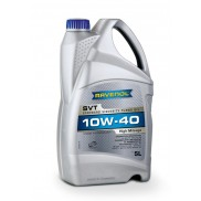 Моторно масло RAVENOL SVT Standard Viscosity Turbo 10W-40 5л.