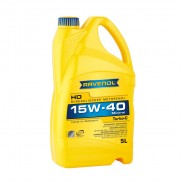 Моторно масло RAVENOL Turbo-C HD-C 15W-40 5л.
