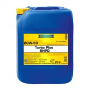 Моторно масло RAVENOL Turbo Plus SHPD 20W-50 20л.