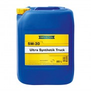 Моторно масло RAVENOL Ultra Synthetik Truck 5W-30 20л.